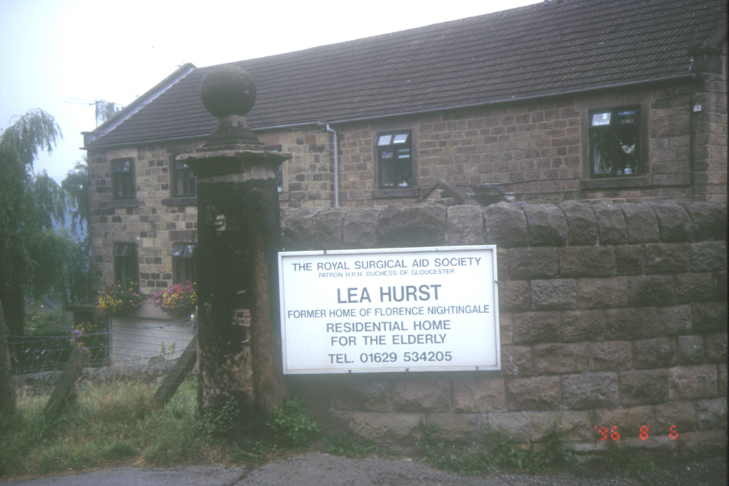 Lea Hurst, Holloway, Derbyshire